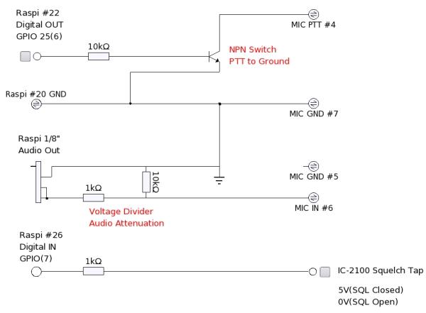 WS4E - Ham Radio And Other Stuff Schematic