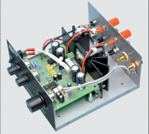 Compact High-Performance 12V 20W Stereo Amplifier