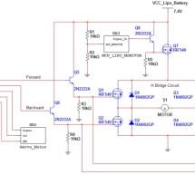 H Bridge Control using Raspberry PI / Micro controller