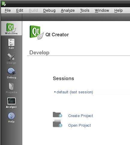 Hello World Program using Qt in Raspberry Pi