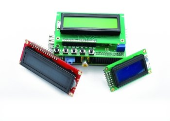 An LCD Expansion Shield for your RaspberryPi