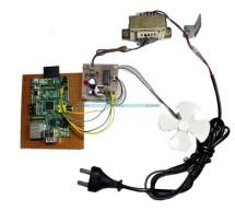 Raspberry PI based Motor Speed Control