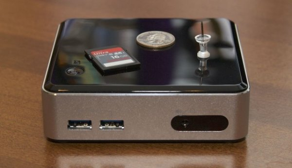 Smallness über alles Intels tiny Haswell-based NUC desktop reviewed