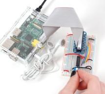ADC Circuit: Raspberry Pi Analog Input Circuit on Breadboard