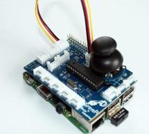 Adding a Joystick to the Raspberry Pi