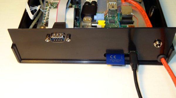 Building a Raspberry Pi IRLP Node