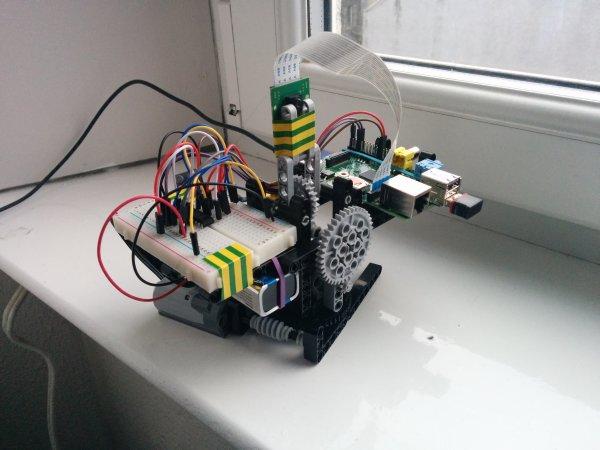 Camera Platform Electronics