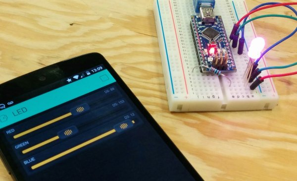 Design Project Control a Pan-Tilt Platform with Raspberry Pi and Smartphone