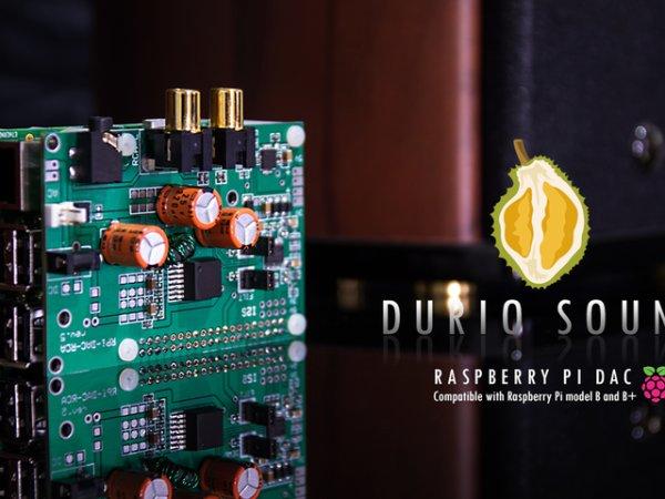 Durio BASIC + Raspberry Pi B+ (Assembled)