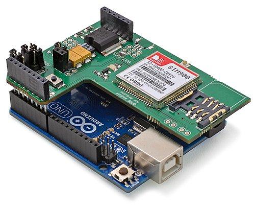 GPRS GSM Quadband Module for Arduino and Raspberry Pi Tutorial (SIM900)