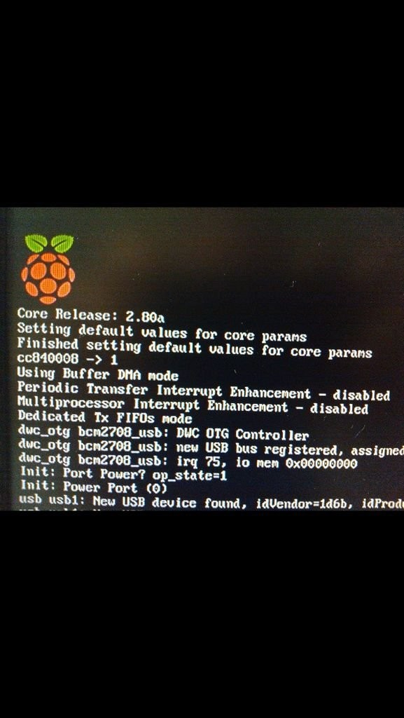 How To Boot Raspberry Pi With NOOBS schematic
