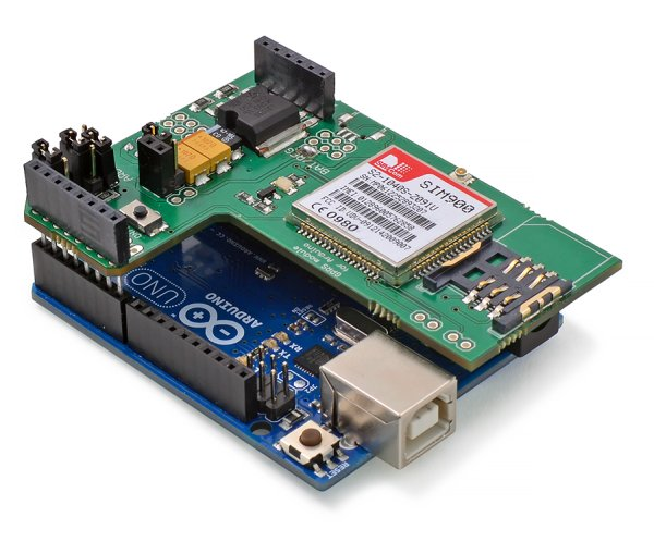 SMS-based Home Automation Using GSM Module - Arduino