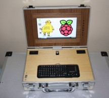 LapPi – A Raspberry Pi Netbook