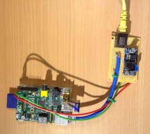 PiPoE – powering a Raspberry Pi over Ethernet