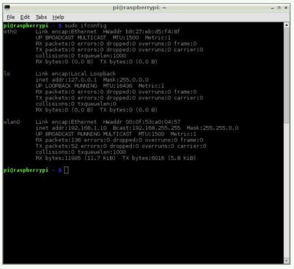 Python Web Server for your Raspberry Pi schematic