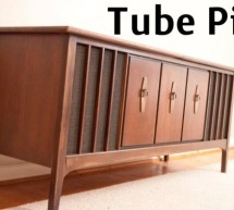 Raspberry Pi AirPlay Tube Radio