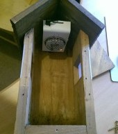 Raspberry Pi Birdbox Camera