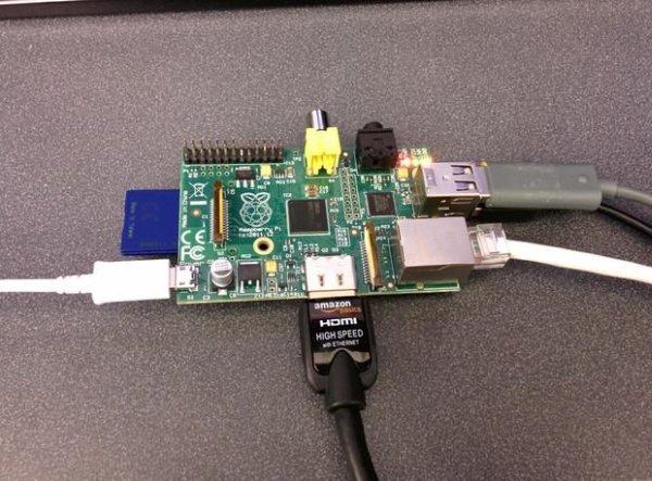 Raspberry Pi Emulation Station schematic