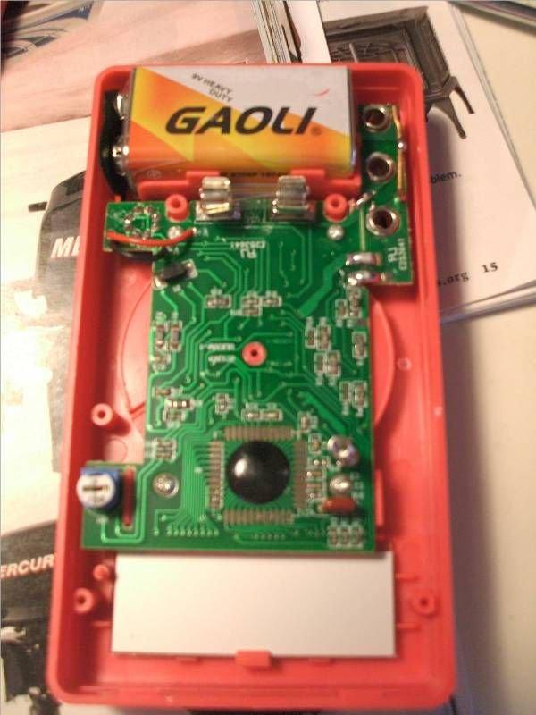 Raspberry Pi Hard Case schematic