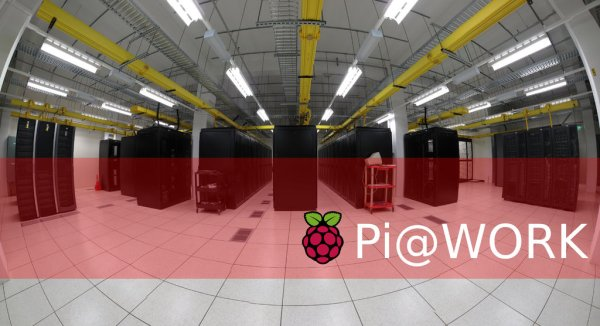 Raspberry Pi at Work Serial Console Server