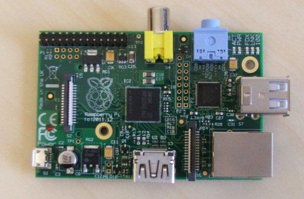 Raspberry media player casing Schematic