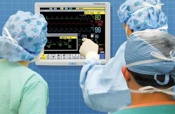 Smart patient monitoring system using Arduino or raspberry pi