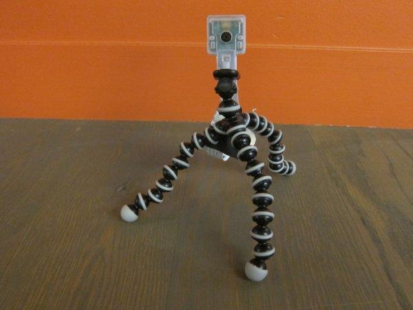 Tripod Camera Mount for Raspberry Pi