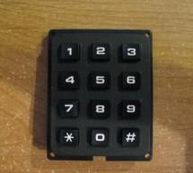 Using a keypad with Raspberry Pi