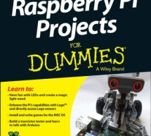 Raspberry Pi Projects For Dummies -E-book