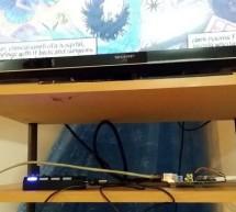 Cheap solderless reset button for Raspberry Pi