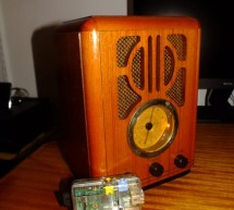 Dual Project: AirPlay-Pi and new life for an old radio