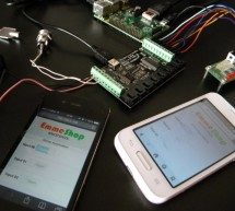 Home Automation Raspberry and Phidgets part 2