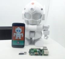 MrRobot – Ubuntu Mobile app enabled Robotics( Raspberry Pi and arduino involved)
