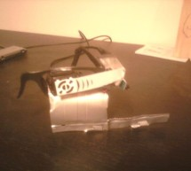 "Raspberry Pi ""Google Glass"" – simple and sleek"