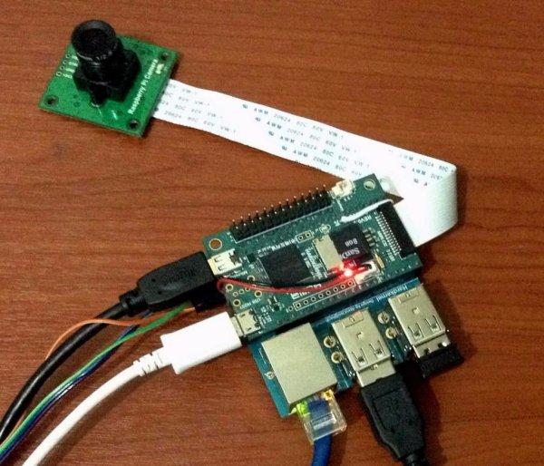 Raspberry Pi Video Streaming