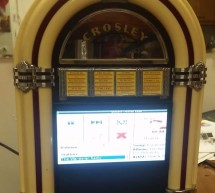 Raspberry pi Pandora's Jukebox