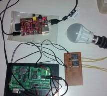 Robot Using Raspberry Pi & Bridge Shield