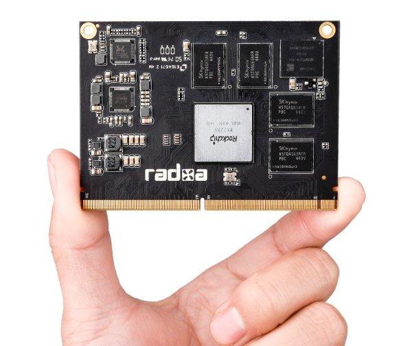 Rock2 Main as Raspberry PI 2 alternative