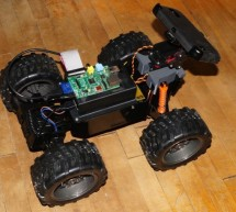 WebRTC Creeper Drone – Browser Controlled RC Car