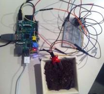 Analog sensor input raspberry pi using a MCP3008: wiring/installing/basic program