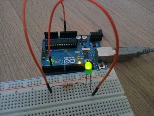 Easy Node JS  WebSockets LED Controller for Raspberry Pi