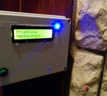 HACCSY – Hackerspace Access Control and Check in System