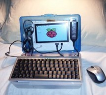 Netbook Laptop Build for $ 160 – Raspberry Pi Powered.