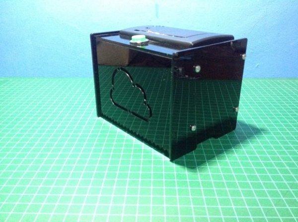Raspberry Pi IoT ticket printer for online stores