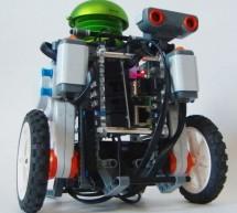 Rolling Alarm Robot