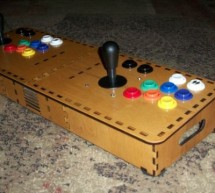 Tabletop Arcade Mame Box for Raspberry Pi