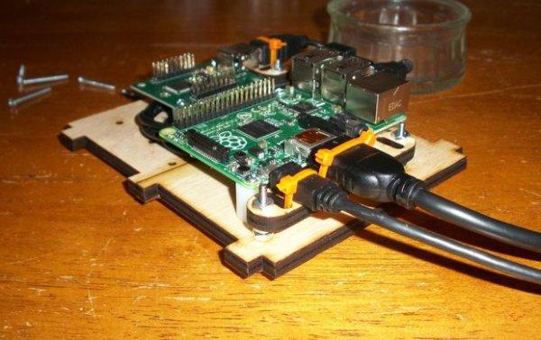 Tabletop Arcade Mame Box for Raspberry Pi schematich