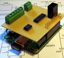 BirdBoxPi2015: Using RaspberryPi model A+