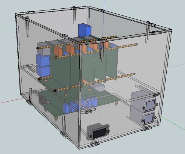 3D design in SketchUp