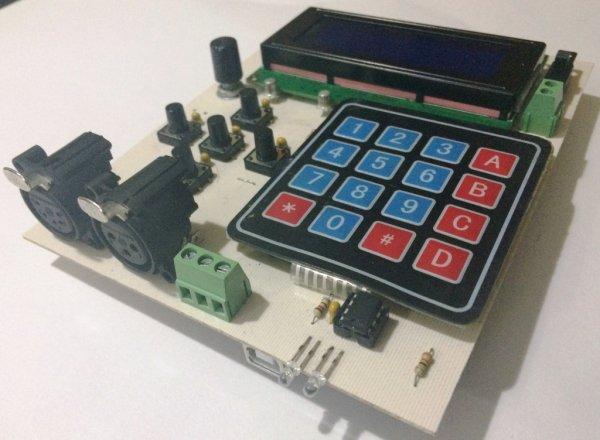 Arduino DMX 512 Tester